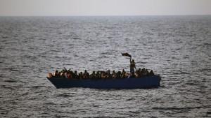 Mindestens 57 Flüchtlinge sterben im Mittelmeer