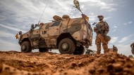 Die Bundeswehr beteiligt sich seit 2013 an der UNO-Stabilisierungsmission Minusma in Nord-Mali.
