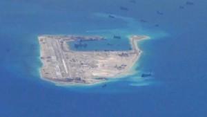 Die Lage im Südchinesischen Meer spitzt sich zu