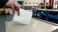 Senioren wählen FDP, Arbeiter die AfD