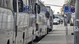 Busse sollen nicht mehr an Gutleutstraße parken
