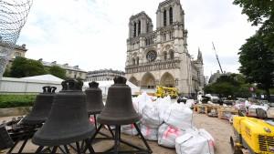 Gesetz zum Wiederaufbau von Notre-Dame beschlossen
