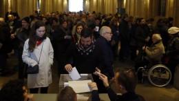 Katalonien wählt