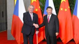 Wird Tschechien Chinas Flugzeugträger in Europa?