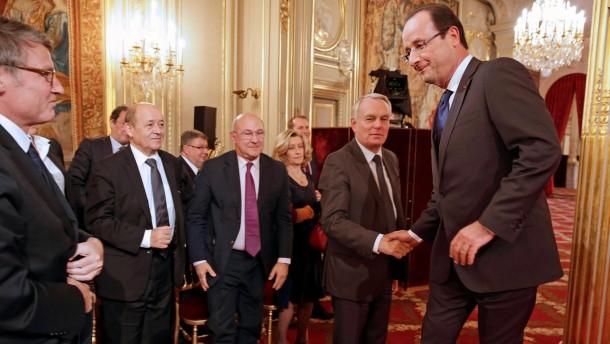 Hollande und das Ende der Normalität
