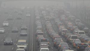 Dreckige Luft kostet Chinesen das Leben