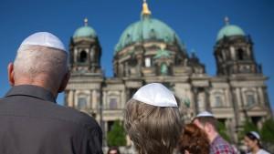 Kann Deutschland seine Juden schützen?