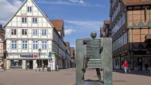 """""""Wir ersticken an unserer Altstadt"""""""