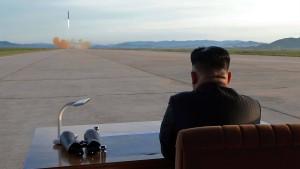 Neue Aktivitäten auf nordkoreanischer Raketenanlage