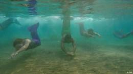 Die Meerjungfrauen von Korfu