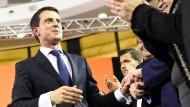 Ministerpräsident Valls will Präsident werden