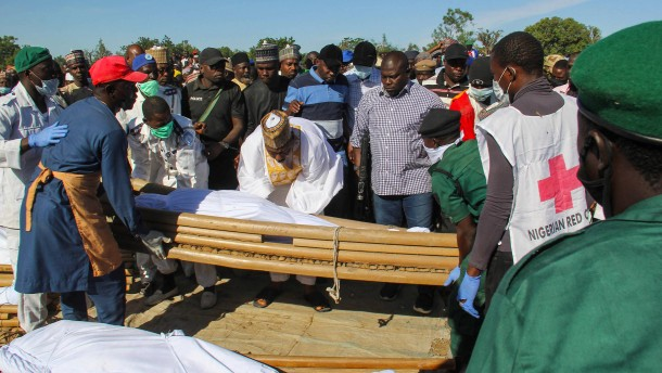 Dutzende Tote bei mutmaßlichem Boko-Haram-Angriff
