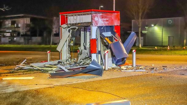 Wieso nimmt die Anzahl von Attacken auf Geldautomaten zu?