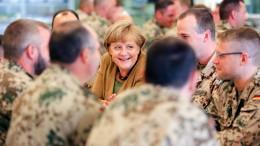 Weniger Auslandseinsätze der Bundeswehr?