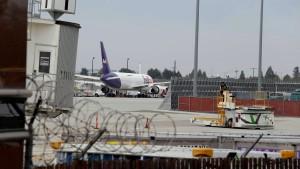 Blinder Passagier löst Debatte über Flugsicherheit aus