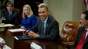Obamas vergebliche Seufzer