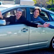 Haben immer noch gut lachen: Die beiden Google-Gründer Larry Page (links) und Sergey Brin (rechts) auf einem Archivbild aus dem Jahr 2011