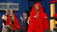 Shakespeare und Trump: Hier ist ein drahtloser Schalllöscher mit Richtstrahler