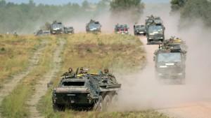 Weitere Rüstungsexporte in Krisengebiete genehmigt