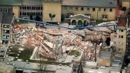 Vor neun Jahren stürzte das Kölner Stadtarchiv ein.