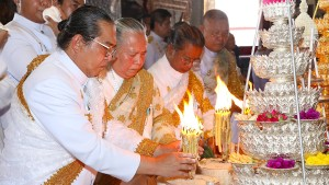Thailand bereitet sich auf neuen König vor