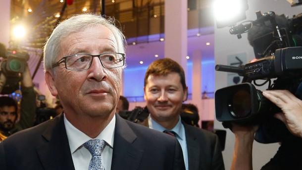 Der starke Mann hinter Juncker