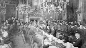 Versailles ist nur ein Rechtsfriede!