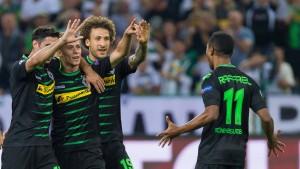 Gladbach stürmt in die Champions League