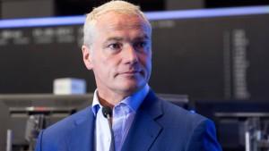 Gegen den Börse-Boss wird weiter ermittelt