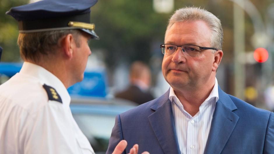 CDU will mit dem Thema Innere Sicherheit punkten
