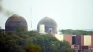 Feuer in Atomkraftwerk in der Nähe von New York