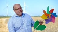 Gibt Wirtschaftsminister Peter Altmaier der Energiewende nicht ausreichend Rückenwind?