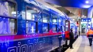 Nachtzug Paris-München-Wien nimmt wieder Fahrt auf