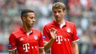 Saisonauftakt für die Bayern