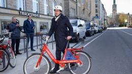 """Scheuer: So viel Geld """"wie nie zuvor"""" für Radverkehrsprojekte"""