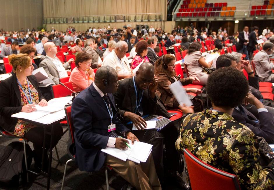 Überstunden für das Weltklima: Verhandlungen in der Nacht zum Samstag