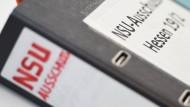 NSU-Ermittlungen von Verfassungsschutz behindert