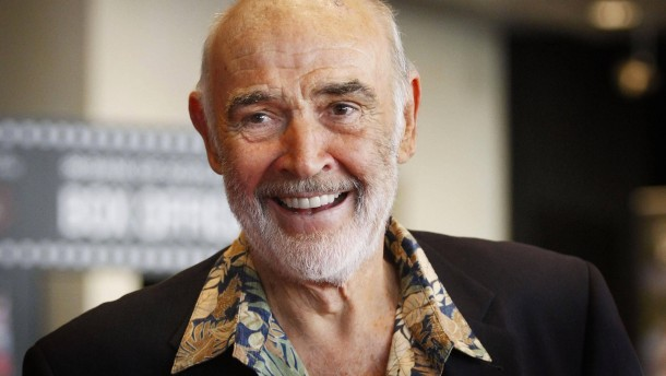 Sir Sean Connery ist tot