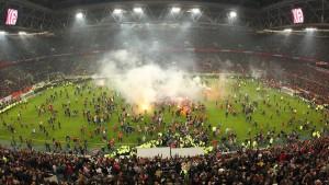 Vereine wehren sich gegen Strafen