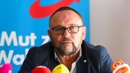 AfD will Ämtersperre für Bremens ehemaligen Landeschef Magnitz