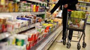 Wenig Vertrauen in Lebensmittel und Finanzprodukte