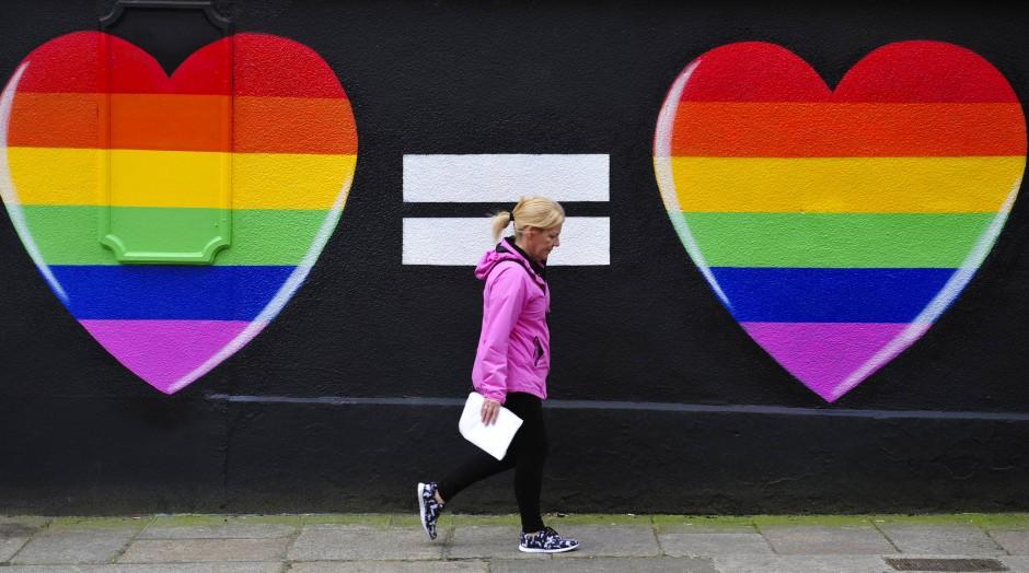 Das Ja der Iren zur gleichgeschlechtlichen Ehe brachte die Verfechter der traditionellen Ehe hierzulande in Bedrängnis.