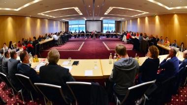 Vorstandssitzung der Thüringer Sozialdemokraten