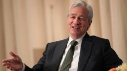 JP Morgan-Chef: Merkels Schwäche ist schlecht für uns alle