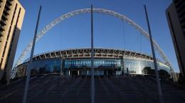 Britische Regierung verspricht UEFA 60.000 Fans für Finalspiele