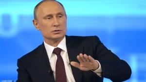 Putin: Russischer Militäreinsatz wäre legitim