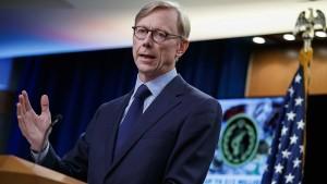 Trumps Sonderbeauftragter für Iran tritt zurück