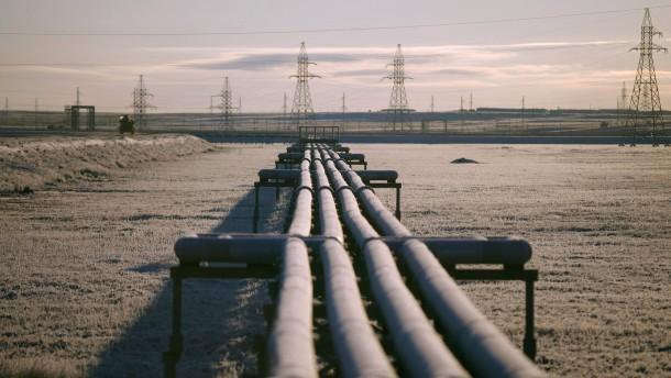 Grüne planen Sanktionen gegen Nord Stream 2