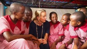 """""""Mädchen sind Geheimwaffen gegen Armut"""""""