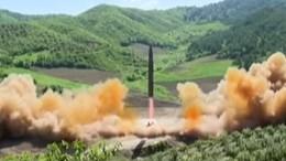 Nordkorea feuert mehrere Kurzstreckenraketen ab
